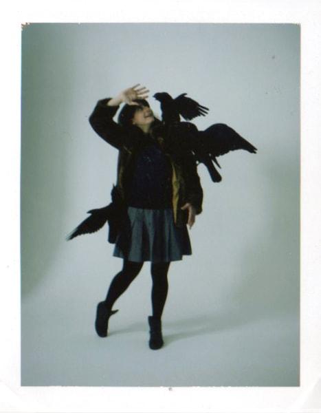 Crows W magazine