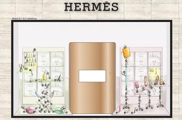 Hermes Christmas ants