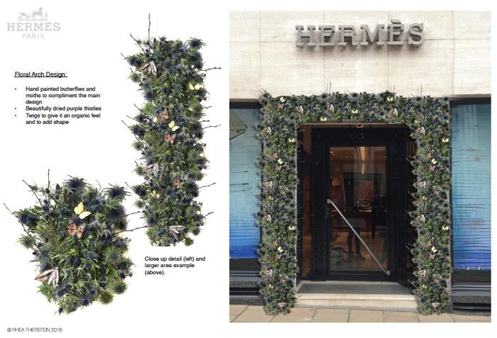 Hermes Christmas Windows 2016