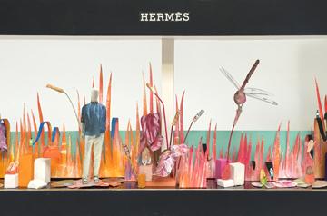 Hermes Dubai Mall Model