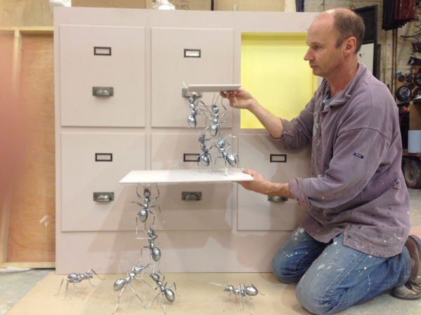 Hermes Ant Installation