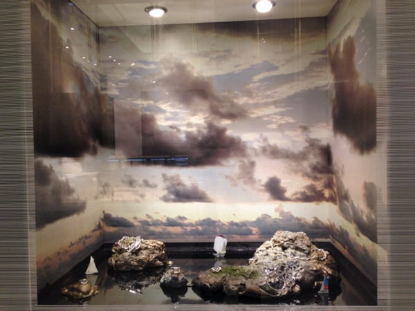 Hermes Harbour Window Installation