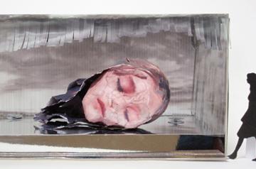 Iris Van Herpen Window Design Maquette