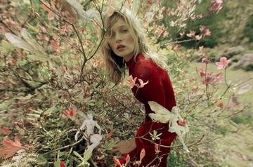 LOVE Magazine Kate Moss Katie Grand Tim Walker