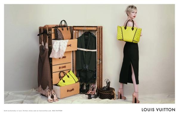 Louis Vuitton Fall 2013 Peter Lindberg Michelle Williams