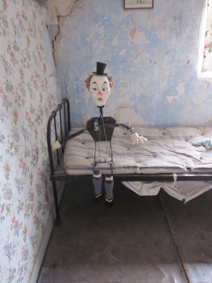 Mechanical Dolls Tim Walker