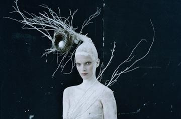 U.S. Vogue Tim Walker Unicorn