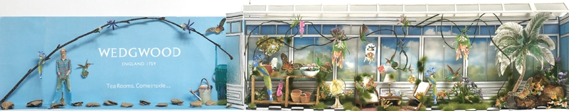 Wedgwood Window Installation Peter Jones london