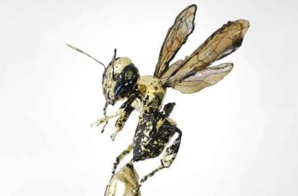 Bee Sculpture Art
